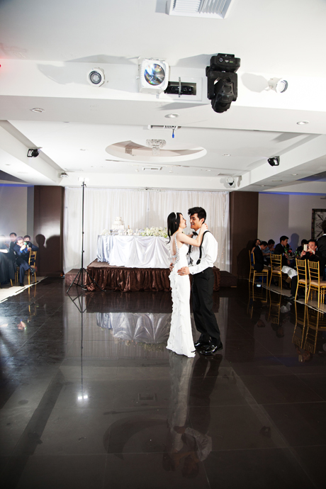 Mon Cheri Wedding Reception