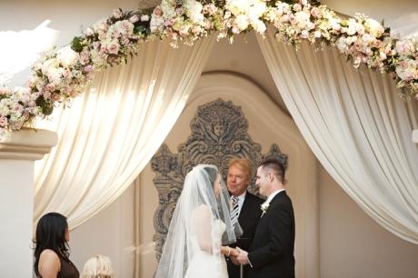 Rancho Las Lomas Wedding Cermony