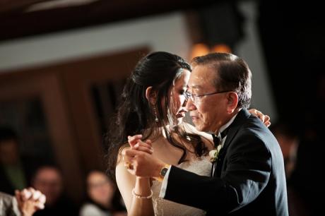 Rancho Las Lomas Wedding Recption