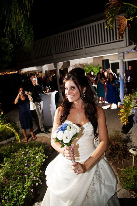 Private Residence Wedding Reception in Riverside, CA