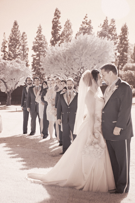 Infrared Wedding Photography, Infrared Wedding Pictures, Infrared Wedding Photographer,Friendly Hills Country Club Wedding, Friendly Hills Golf Course Wedding