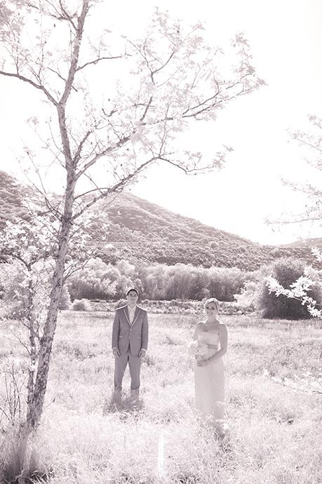 Infrared Wedding Pictures, Infrared Wedding Photography, Orange County Wedding Photographer, Laguna Beach Wedding Photographer, Tivoli Terrace Wedding
