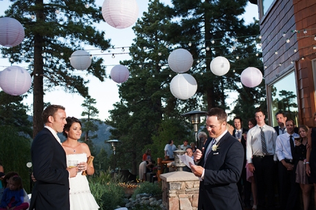 Big Bear Wedding Photographer, Big Bear Wedding Ceremony, Big Bear Wedding Reception, Residential Wedding, Rustic Wedding Pictures, Big Bear Wedding Pictures