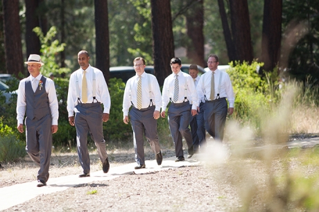 tunnel creek lodge wedding | santa barbara wedding