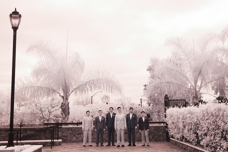 Infrared Wedding Photography, Infrared Wedding Pictures, Infrared Wedding Photos