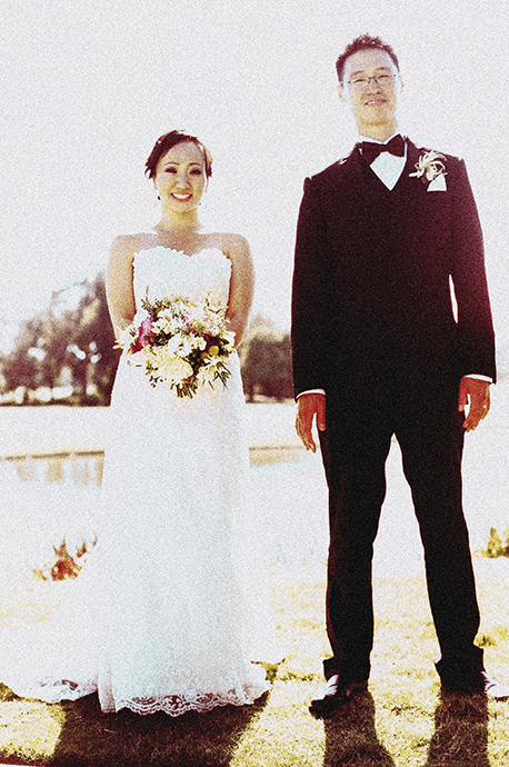 Film Photography, Film Wedding Photography, Cross Processed Wedding Photography