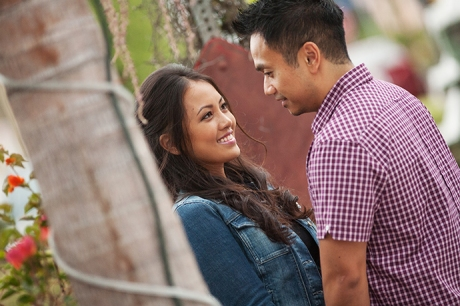 Venice Beach Canals Engagement Photos, Venice Beach Canals Engagement Session, Venice Beach Canals Engagement Pictures, Venice Beach Wedding Photographer