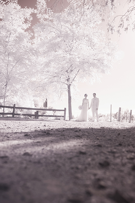 Infrared Wedding Photography, Infrared Wedding Pictures, Infrared Wedding Photos
