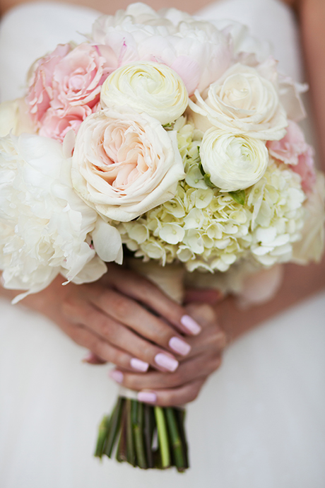 Los Coyotes Country Club Wedding - Bridal Bouquet