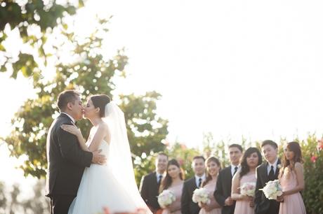 Los Coyotes Golf Course Wedding - Bridal Party