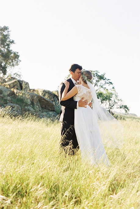 Santa Margarita Ranch Wedding Pictures