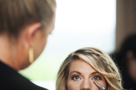 Dove Canyon Country Club Wedding - Bride Getting Ready