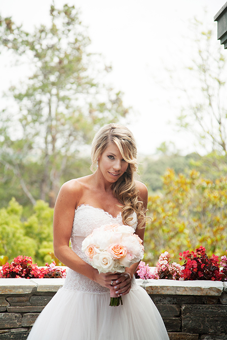 Dove Canyon Country Club Wedding - Bride