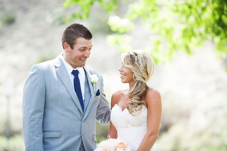 Dove Canyon Country Club Wedding - First Look
