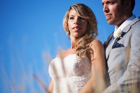 Dove Canyon Country Club Wedding Photos - Bride and Groom