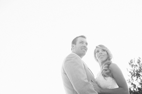 Dove Canyon Country Club Wedding - Bride and Groom