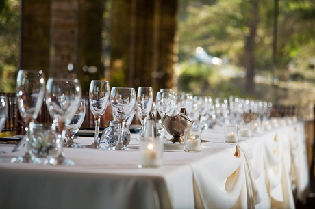 Dove Canyon Country Club Wedding Reception