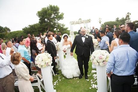 Los Verdes Golf Course Wedding Reception