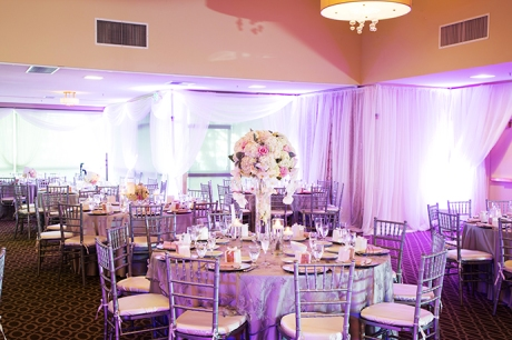 Los Verdes Country Club Wedding Reception