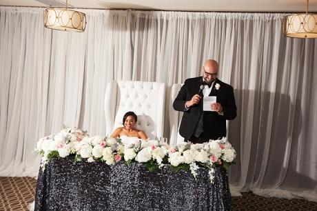 Los Verdes Country Club Wedding Reception