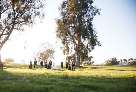 Wedgewood San Clemente Wedding - Bridal Party