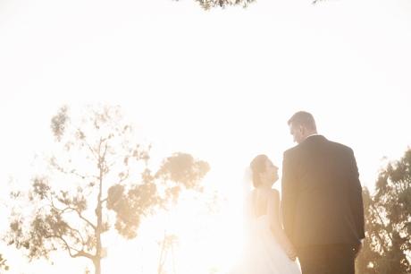 Wedgewood San Clemente Wedding Pictures - Bride and Groom