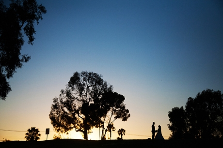 Wedgewood San Clemente Wedding - Bride and Groom
