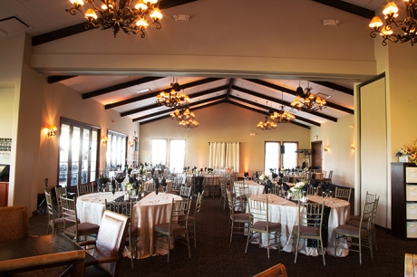 Wedgewood Country Club Wedding Reception
