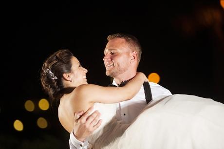Wedgewood San Clemente Wedding Reception