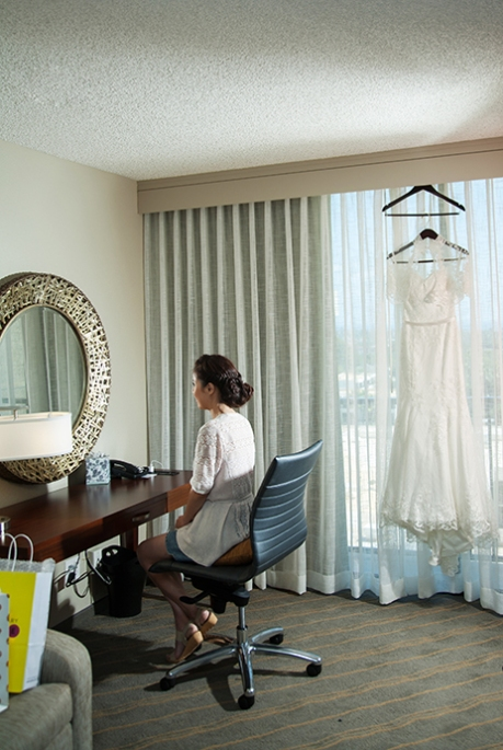 Newport Beach Marriott Wedding