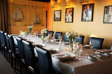 Matro's Ocean Club Wedding Reception