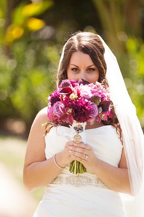 Hotel Irvine Wedding - Bride