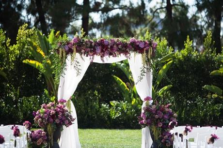 Hotel Irvine Wedding Ceremony