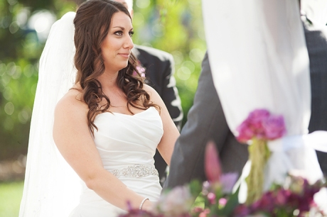 Hotel Irvine Wedding Ceremony