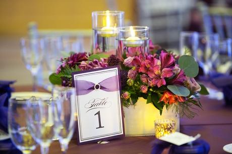 Hotel Irvine Wedding Reception