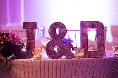 Hotel Irvine Wedding Reception