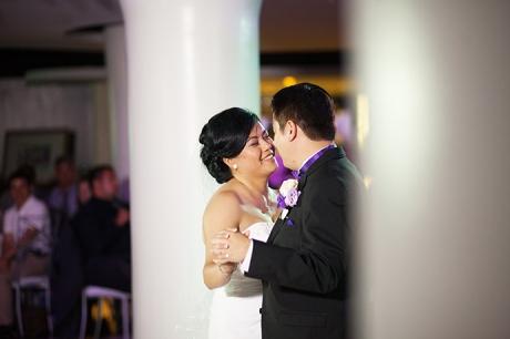 Turnip Rose Wedding Reception - First Dance