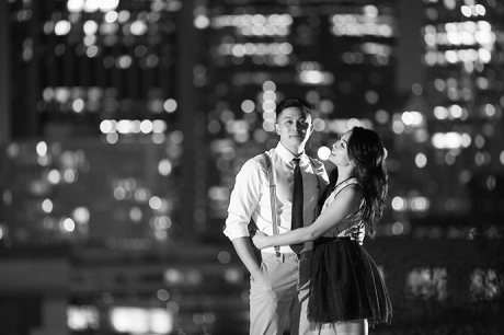 Vista Hermosa Park Engagement Photography