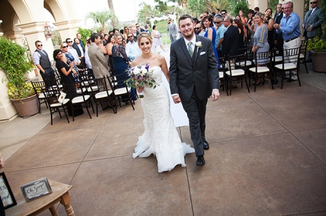 Talega Golf Club Wedding Ceremony