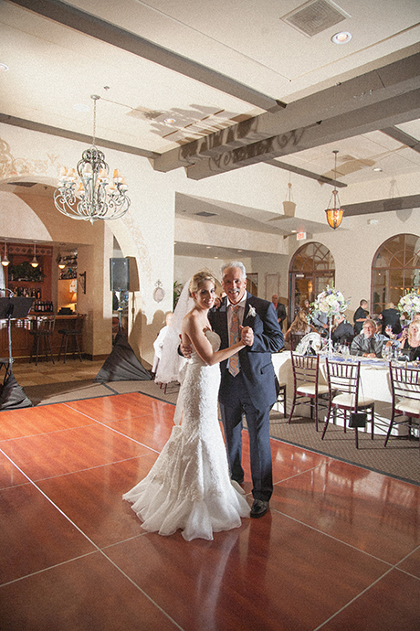 Talega Golf Club Wedding Reception