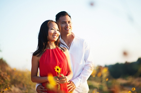 Engagement Photography at Peters Canyon