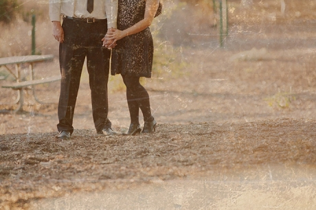 Peters Canyon Regional Park Engagement Pictures