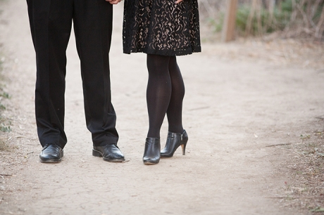 Peters Canyon Regional Park Engagement Photos