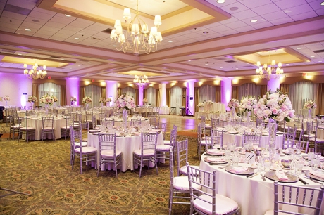 Clubhouse at Anaheim Hills Wedding Reception