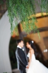 Clubhouse at Anaheim Hills Wedding Pictures - Bride and Groom