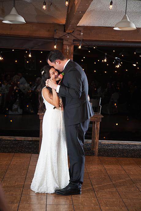 Orange County Mining Company Wedding Reception - First Dance - Wedding Reception