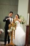 San Antonio Catholic Church Wedding Ceremony