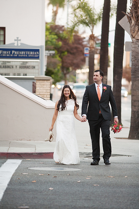 Old Town Santa Ana Wedding Pictures