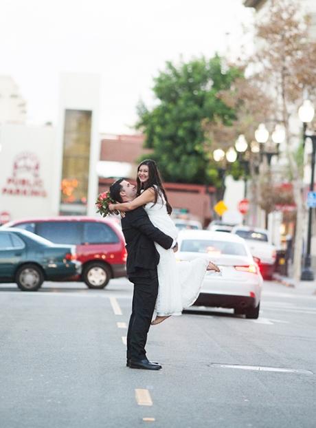 Downtown Santa Ana Wedding Photography