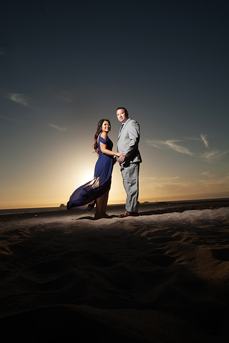 El Segundo Engagement Pictures
